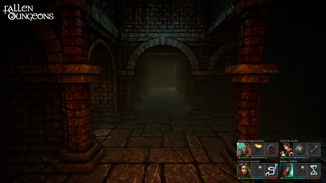 Fallen Dungeons Screenshot